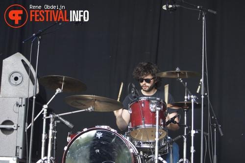 Foto Afterpartees op Bevrijdingsfestival Overijssel 2014