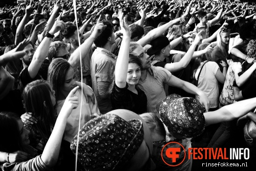 Bevrijdingsfestival Overijssel 2014 foto