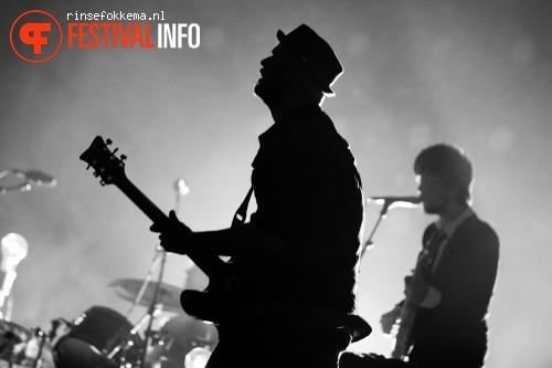 Blaudzun op Bevrijdingsfestival Overijssel 2014 foto