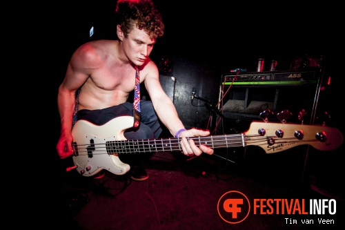 Fat White Family op Le Guess Who? May Day 2014 foto