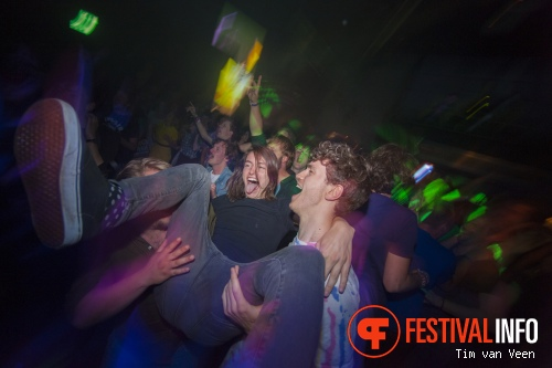 together PANGEA op Le Guess Who? May Day 2014 foto