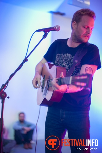 Hiss Golden Messenger op Le Guess Who? May Day 2014 foto