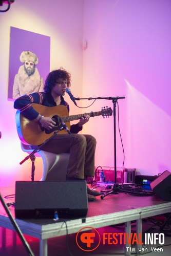 Foto Ryley Walker op Le Guess Who? May Day 2014