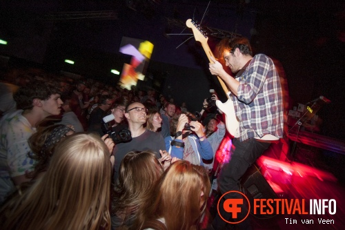 The Black Lips op Le Guess Who? May Day 2014 foto
