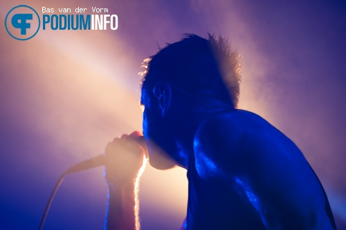 Foto Nine Inch Nails op Nine Inch Nails - 27/5 - HMH