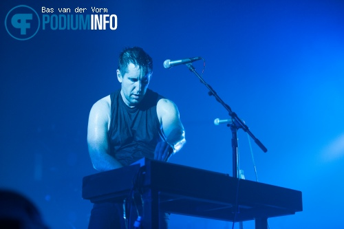 Nine Inch Nails op Nine Inch Nails - 27/5 - HMH foto