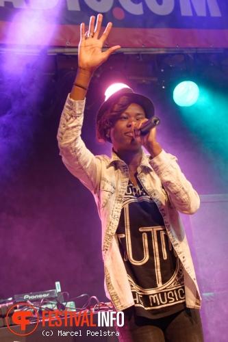 Foto Condance op Dauwpop 2014