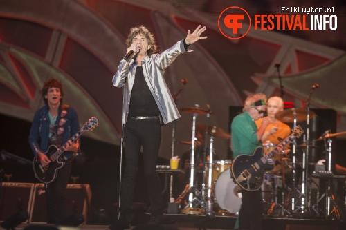 Foto Rolling Stones op Pinkpop 2014 - dag 1
