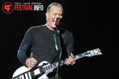 Foto Metallica op Pinkpop 2014 - dag 3