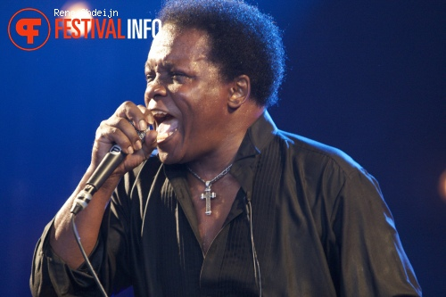 Foto Lee Fields & The Expressions op Ribs & Blues 2014