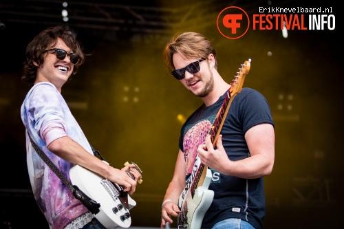 Foto Jett Rebel op Indian Summer Festival 2014