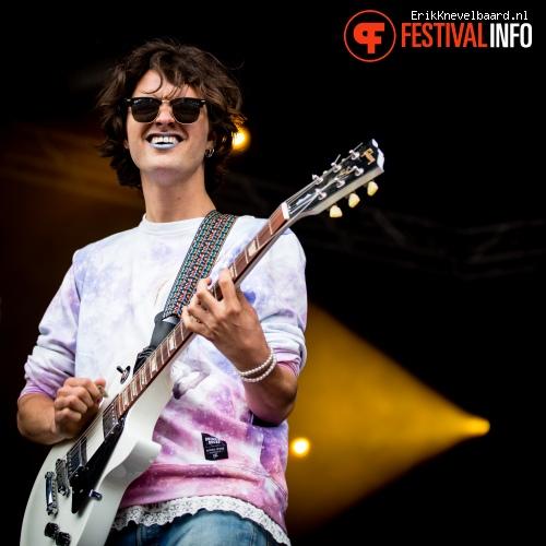 Jett Rebel op Indian Summer Festival 2014 foto