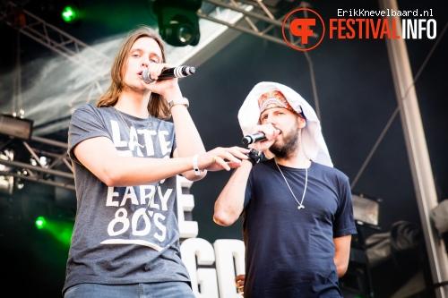 De Jeugd Van Tegenwoordig op Indian Summer Festival 2014 foto