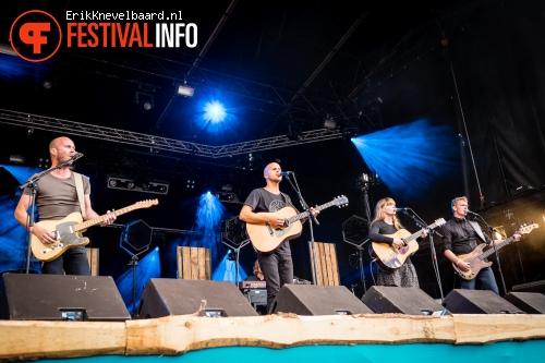Milow op Indian Summer Festival 2014 foto