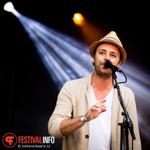 Niels Geusebroek op Indian Summer Festival 2014 foto