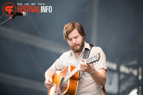 Foto Midlake op Best Kept Secret 2014 - dag 1