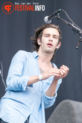 Foto The 1975 op Best Kept Secret 2014 - dag 3