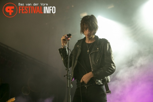 Foto The Horrors op Best Kept Secret 2014 - dag 3