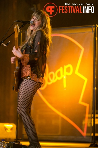 Foto Deap Vally op Best Kept Secret 2014 - dag 3