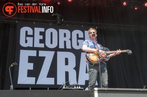 George Ezra op Best Kept Secret 2014 - dag 3 foto