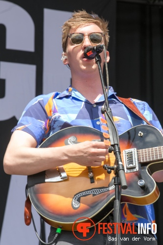 Foto George Ezra op Best Kept Secret 2014 - dag 3