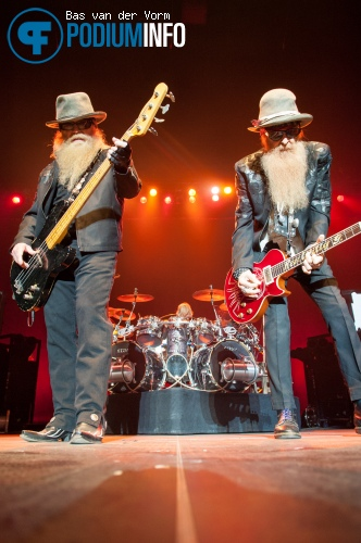 ZZ Top op ZZ Top - 24/06 - Heineken Music Hall foto
