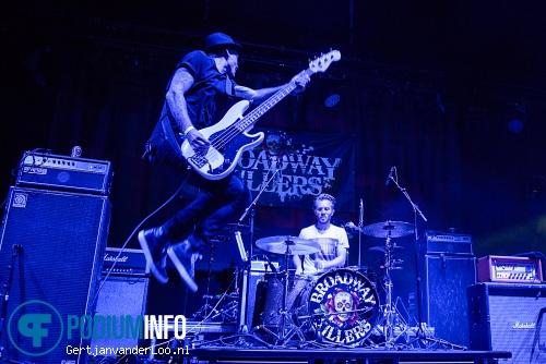 Broadway Killers op Bad Religion - 25/6 - TivoliVredenburg foto