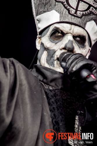 Ghost op Graspop Metal Meeting 2014 dag 1 foto