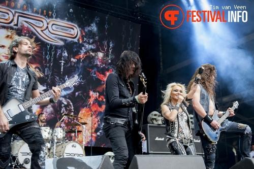 Doro op Graspop Metal Meeting 2014 dag 1 foto