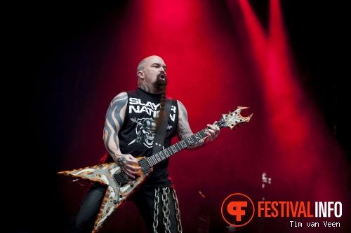 Slayer op Graspop Metal Meeting 2014 dag 1 foto