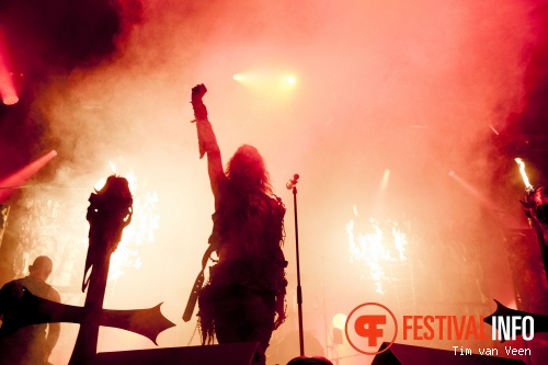 Watain op Graspop Metal Meeting 2014 dag 1 foto