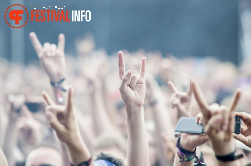 Graspop Metal Meeting 2014 dag 1 foto