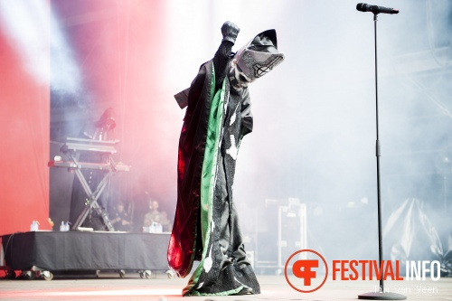 Ghost op Graspop Metal Meeting 2014 dag 1 foto