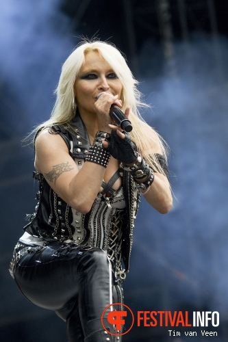 Doro op Graspop Metal Meeting 2014 dag 1 foto