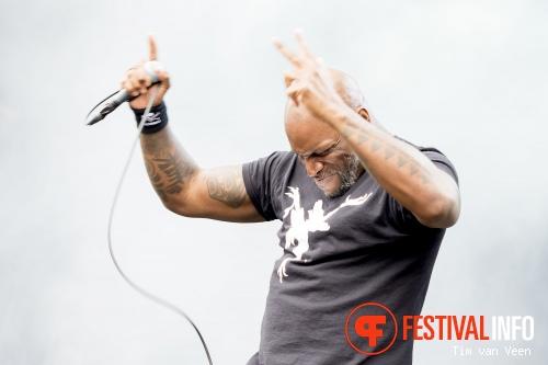 Foto Sepultura op Graspop Metal Meeting 2014 dag 1