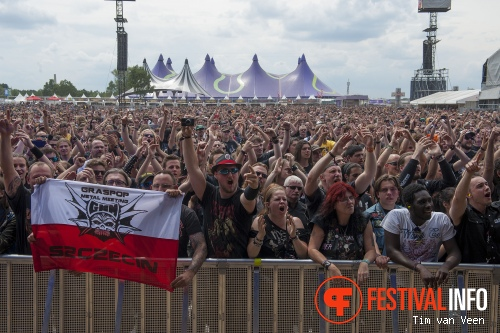 Graspop Metal Meeting 2014 dag 1 foto