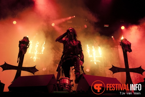 Foto Watain op Graspop Metal Meeting 2014 dag 1