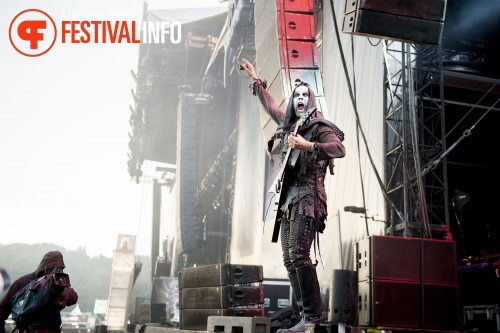 Behemoth op Graspop Metal Meeting 2014 dag 1 foto