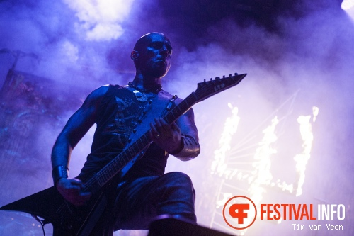 Watain op Graspop Metal Meeting 2014 dag 1 foto