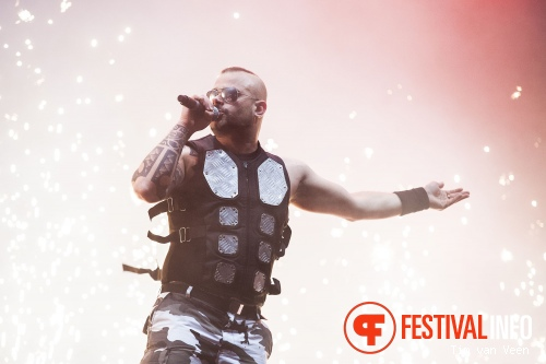 Foto Sabaton op Graspop Metal Meeting 2014 dag 1