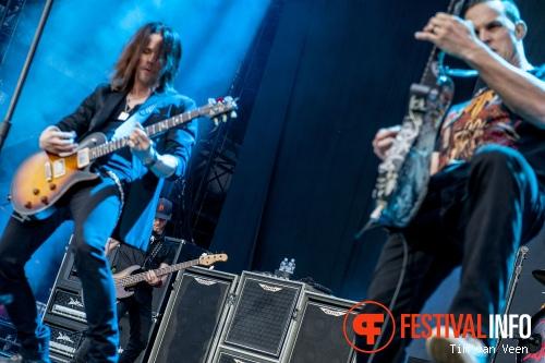 Foto Alter Bridge op Graspop Metal Meeting 2014 dag 2