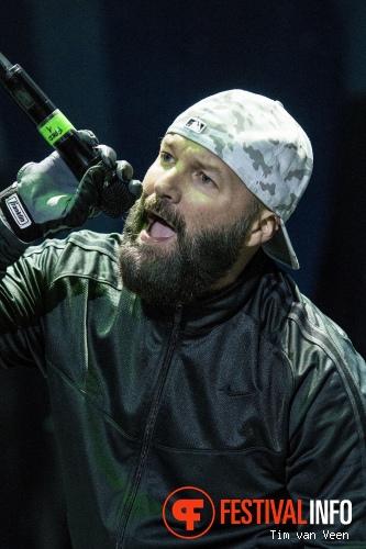 Limp Bizkit op Graspop Metal Meeting 2014 dag 2 foto