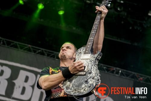 Alter Bridge op Graspop Metal Meeting 2014 dag 2 foto