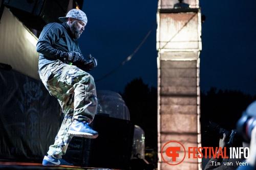 Foto Limp Bizkit op Graspop Metal Meeting 2014 dag 2