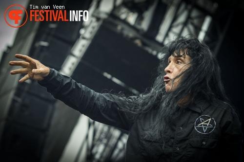 Foto Anthrax op Graspop Metal Meeting 2014 dag 3