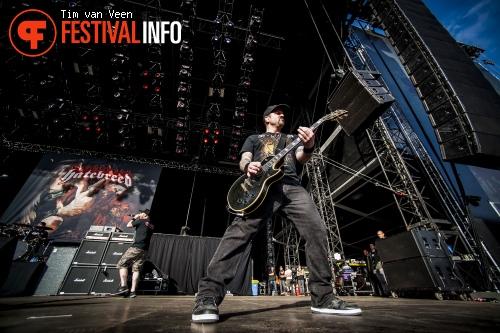 Hatebreed op Graspop Metal Meeting 2014 dag 3 foto
