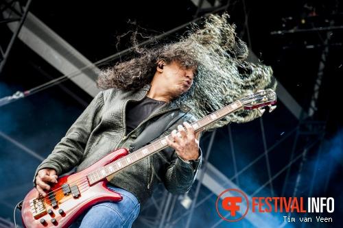Alice In Chains op Graspop Metal Meeting 2014 dag 3 foto
