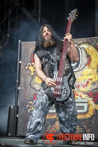 Black Label Society op Graspop Metal Meeting 2014 dag 3 foto