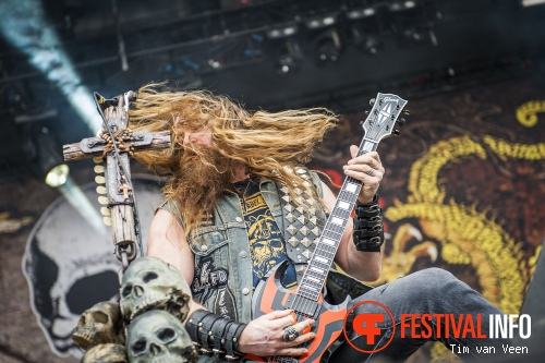 Foto Black Label Society op Graspop Metal Meeting 2014 dag 3