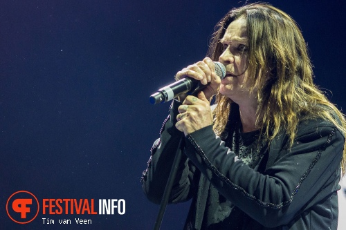 Foto Black Sabbath op Graspop Metal Meeting 2014 dag 3